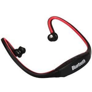 Bluetooth wireless Headset With Micro SD Card slot compatible with Nokia Asha 500