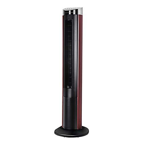 Boden-gebläse (HARDY-YI Lüfterloser Fan-Ventilator-Gebläse des elektrischen Ventilators Haushalt energiesparendes blattloses Hauptfernsteuerungszeitpunkt-Boden-blattloser Ventilator - turmventilator 5548)