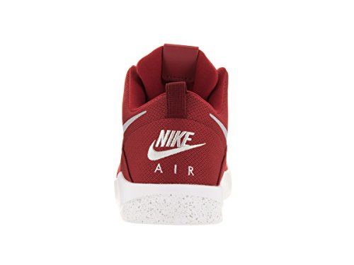 Nike Air Shibusa, Chaussures de Sport Homme Rouge - Rojo (Gym Red / Wolf Grey-White)