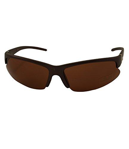 Coole Herren Sonnenbrille Sportbrille Radbrille Sport Biker Rad Brille UV400 in Schwarz Braun oder...