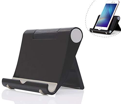 Dosige Soporte móvil télefono Sobre la Mesa, Soporte Multiángulo para...