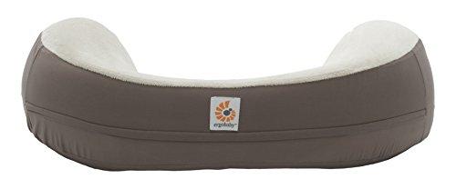 ergobaby-natural-curve-cubierta-para-almohada-de-lactancia-color-marron-beige