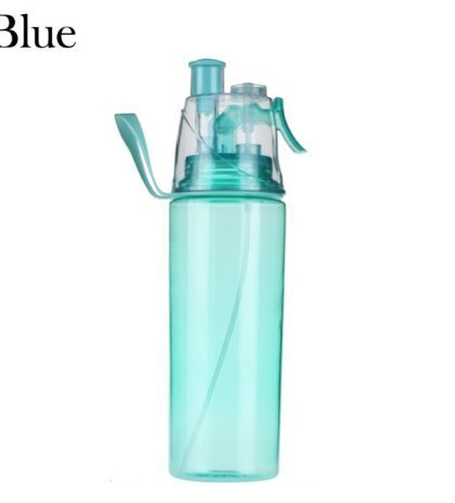 Satyam Kraft Mist Spray Water Bottle (1 Pcs) For Sports Outdoor Cycling...