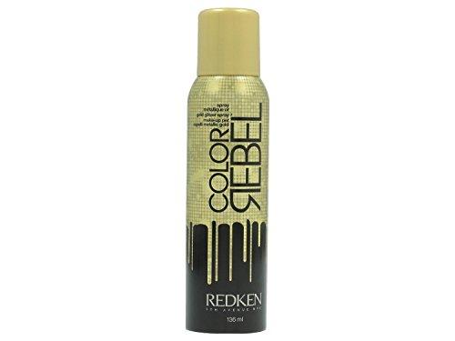 Redken Color Rebel Spray paillettes dorées, 1 pièce