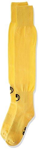 Uhlsport - team pro classic, calze da uomo, giallo mais/nero, 41-44