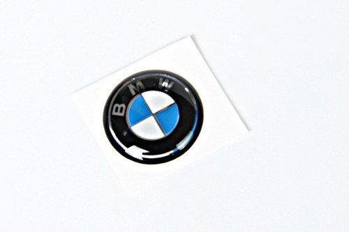 BMW Schlüssel Emblem 11 mm Logo Badge Aufkleber 66122155753