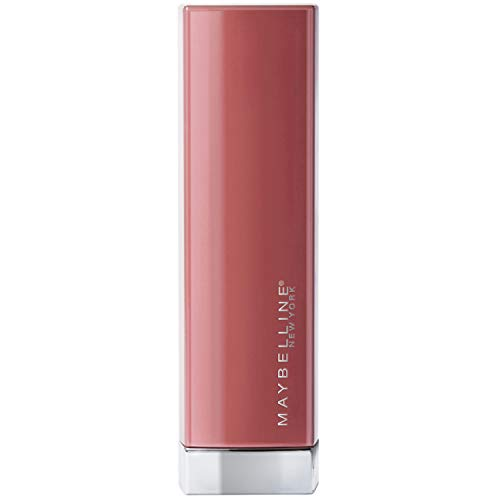 Maybelline New York Color Sensational Made For All Rossetto in Stick, Texture Cremosa e Formula Matte, 373 Mauve For Me