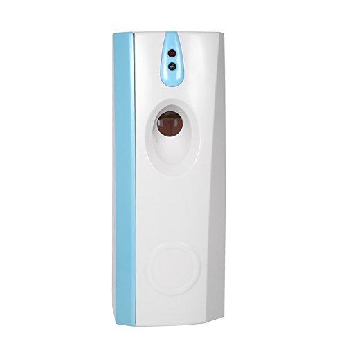 Fdit Lufterfrischer Zufuhr Spray Ausrüstung Duftstoff Aerosol Zufuhr der automatischen Spray Wand befestigt für Haupthotelbürobüros (Programmierbare Lufterfrischer)