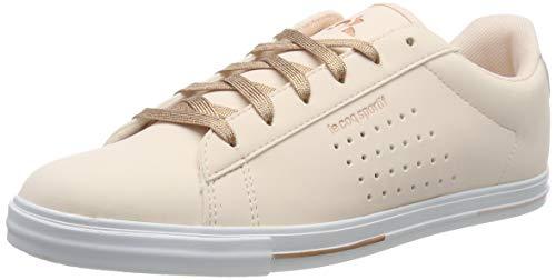 Le Coq Sportif Agate Boutique Nubuck, Zapatillas para Mujer, Rosa (Cloud Pink...