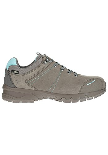 Mammut Nova Low GTX Women Größe UK 7,5 bark-air (Womens-stiefel Low)