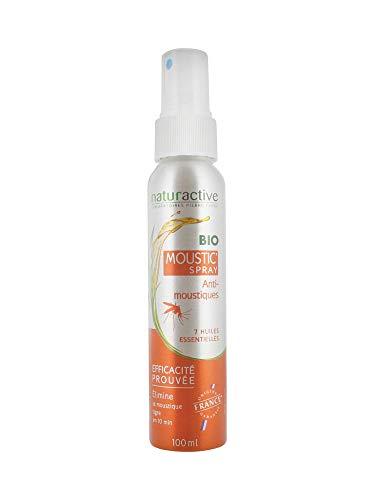 Naturactive Moustic' Spray Bio 100 ml