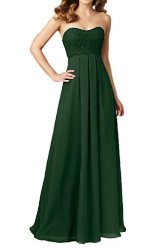 Gorgeous Bride - Robe - Femme Vert - Vert foncé