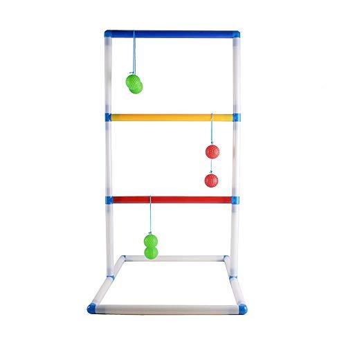 kuaetily Ladder Golf, Leitergolf Wurfspiel Golf-Wurfspiel Spielzeug für Kinder