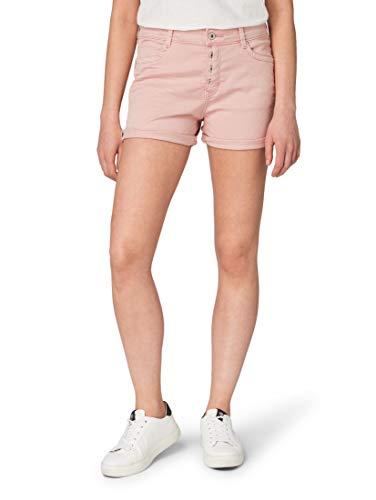 TOM TAILOR Denim für Frauen Hosen & Chino Casja Shorts Blush pink, XL China Blush