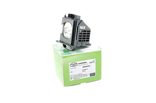 Alda PQ-Premium, Beamerlampe / Ersatzlampe für Mitsubishi WD-65737 TV Projektoren, Lampe mit Gehäuse