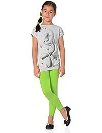 Mädchen Kinder Leggings in 23 Farben Baumwolle, Gr. 92 bis 158 cm, p902