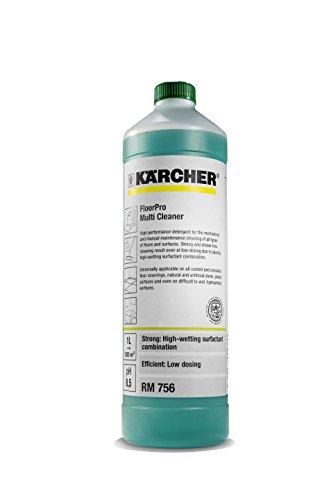 Floor Pro Multi Cleaner RM 756 1 Liter - universell Bodenreiniger Kärcher 6.295-913.0 -