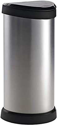 CURVER 231515 Sophink, Silver, 40 L