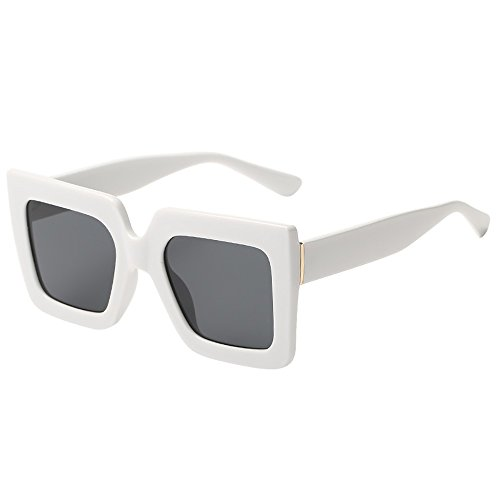 Frashing Elegante Sonnenbrille Damen Pilotenbrille Getönt Sonnenbrille Herren Polarisiert...