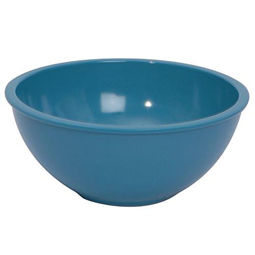 Excelsa Bleu Ciel-Mélamine-Petit Saladier 23 Cm.