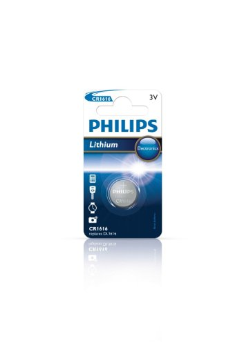 Philips CR1616 Pile bouton Lithium