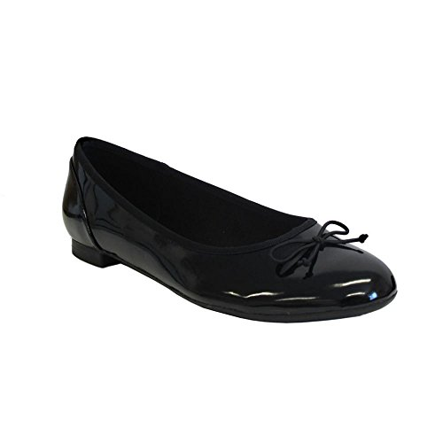Clarks Couture Bloom, Ballerines Femme, Schwarz, Various