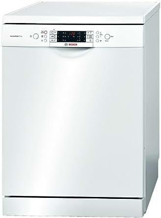 Bosch SMS69M82EU Autonome 13places A++ lave-vaisselle - lave-vaisselles (Autonome, Blanc, boutons, LED, 1,7 m, 21 cm)