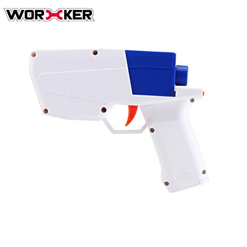 DUS Worker Hurricane Semi-Automatic Electric Blaster - Weiß - Hurricane Weiß