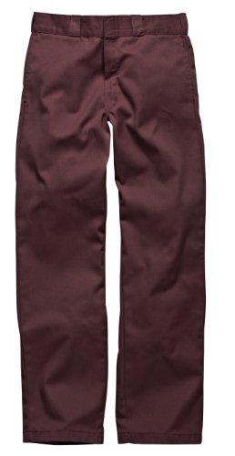 Dickies 874 Pantalon de travail classique Rouge (Maroon)