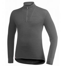 Woolpower 200 Turtleneck Long Sleeve Zipp Shirt Men - Unterwäsche von Woolpower auf Outdoor Shop