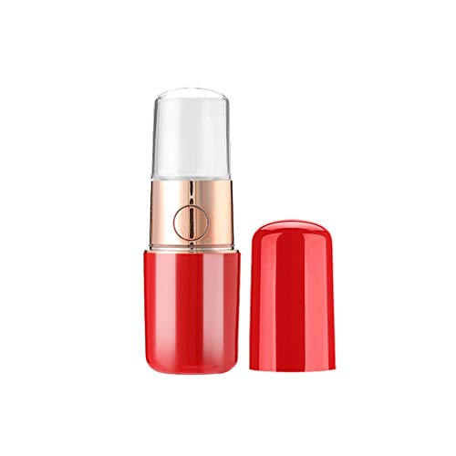 Mini Luftkühler Nano-Sprühgerät, Lippenstift-Feuchtigkeitsinstrument, Handbefeuchter, dampfendes Gesicht, tragbares, kleines weibliches Feuchtigkeits-Gesichts-Artefakt, Mini-Spray, Mini-Befeuchtung Mo