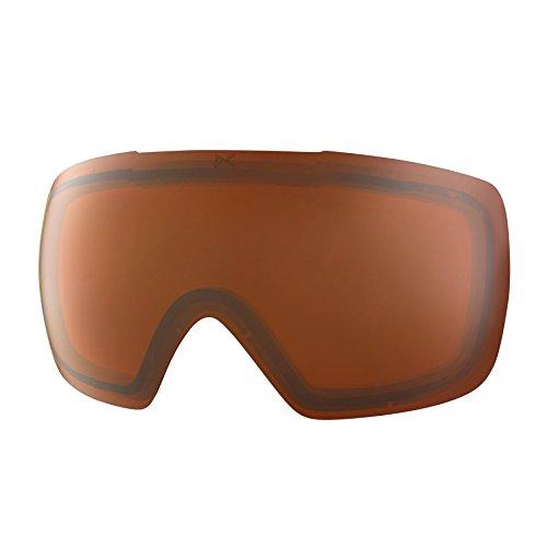 Anon Herren Ski- und Snowboardbrillenglas Mig Orange