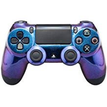ock Playstation 4-Controller Individuell Soft Touch Modell Jdm-040 Chamäleon ()