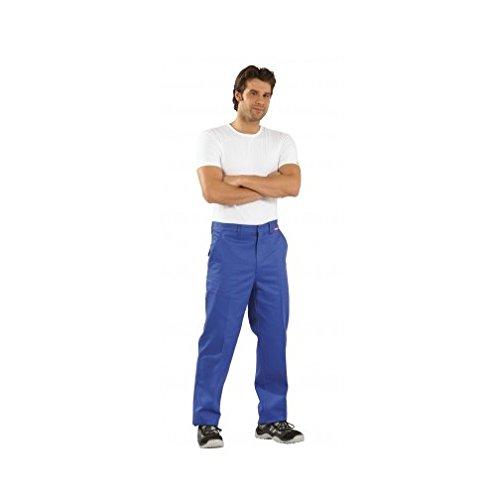 PLANAM - BW345 Bundhose - Beste Qualität aus reiner Baumwolle. kornblau