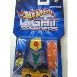 Hot Wheels W3847 - Vehículos Light Speeders (Mattel)