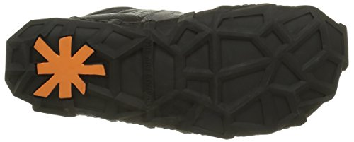 Art Melbourne 759, Chaussures Lacées Homme Gris (Grey Black)
