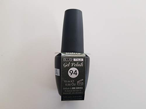 Gel Polish 15 ml semipermanenti Blush Italie 96 couleurs ultra coprenza maximale durée (94 - Galaxy)