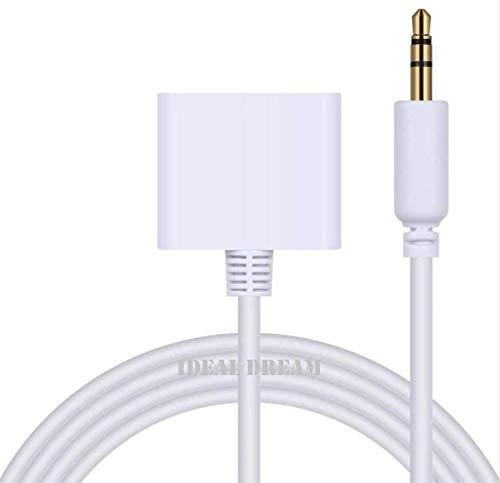 Aux 3,5 mm bis 30 Pin Audio Music Dock Kabel Konverter Adapter für Docking station Lautsprecher telefon SE 5 5S 5C 6 6S 6Plus 6S Plus Pad 4 Mini 2 3 4 Pro Air Air 2 Pod oder Smartphone mit Aux