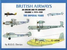 british-airways-an-airline-and-its-aircraft-volume-1-1919-1939-the-imperial-years