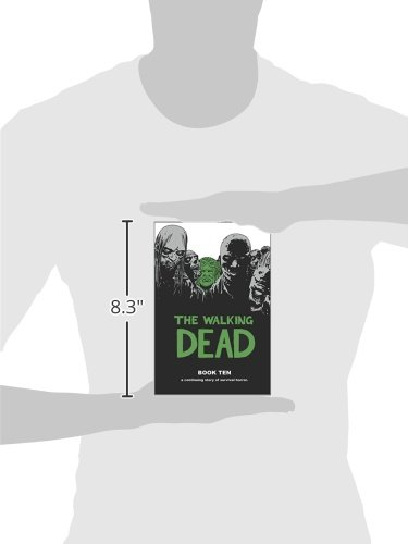 The Walking Dead Book 10