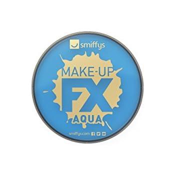 Smiffys 39184 Déguisement Maquillage Fx Peinture à L'Eau pour Le Visage et Le Corps, Marron Foncée, Taille Unique
