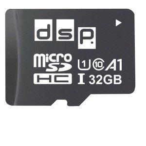 """Preisvergleich Produktbild DSP Memory Z-4051557439061 32GB """"MaxIOPS A1"""" microSD Speicherkarte für Motorola Moto G4"""