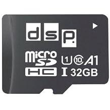 """'DSP Memory """"maxiops A1MicroSD Tarjeta De Memoria Para Huawei P8Lite Dual SIM 32 GB"""