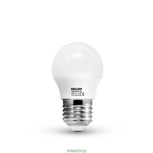 10x E27, LED E27, LED lampe E27, 6W Neutralweiss, 480 Lumen Ø 45mm Ra >80, 230V CCD Ersetz 40W, LumenTEC (10er PAK Neutralweiss)