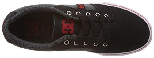 DC Anvil TxXksk Herren Sneakers Mehrfarbig (Black/Grey/Black-Xksk)