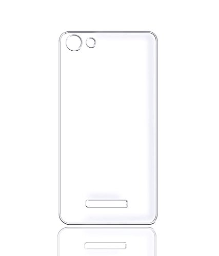 Stromax High Quality Ultra Thin Transparent Silicon Back Cover For Micromax Canvas Spark 2 Plus Q350  available at amazon for Rs.125