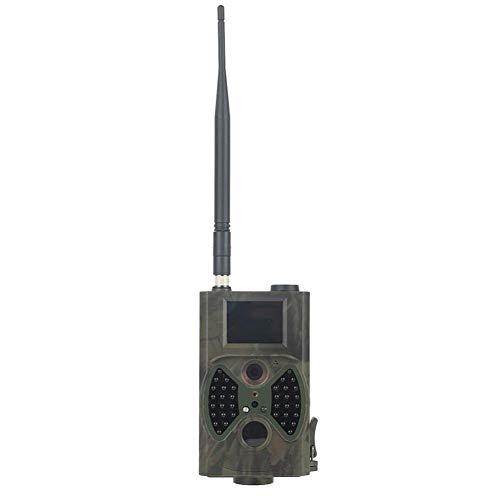 SuRose Jagd-Kamera, 1080P 12MP Wildlife-Kamera HD-Nachtsicht, mit 36 ??schwarzen LEDs IP54 wasserdicht für Wildlife Monitoring und Home Security Outdoor-Natur