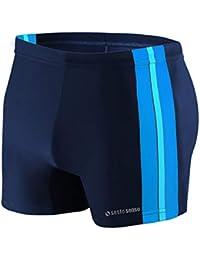09d5ec587021d Sesto Senso® Swim Shorts for Men Swimming Trunks (Sizes from M to 4XL)