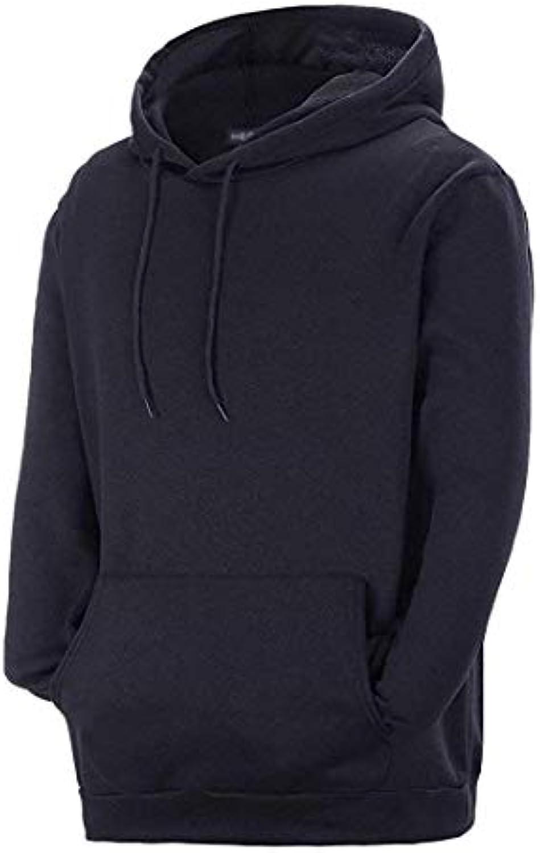 ... QINCH Unisex King Queen Print Lovers Pullover Pullover Lovers Winter  Warm Felpa con Cappuccio Felpa con 68b4dc978a3