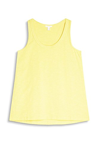 ESPRIT Damen Top Gelb (Yellow 750)